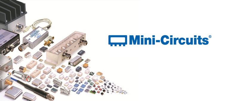 """Quality never has to hide from the test of time""<br />Mini-Circuits Since 1969"